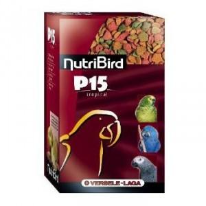 Nutribird P15 TROPICAL papegaaienvoer