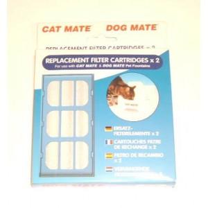 Navulling Filter Catmate voor de kat Catmate Filters