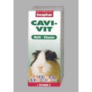 Beaphar Cavi vit voor knaagdieren 50 ml