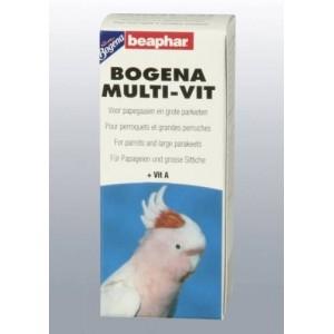 Beaphar Multi Vit Papegaai en grote parkiet 20 ml