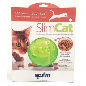 Multivet Slimcat voor de kat Blauw