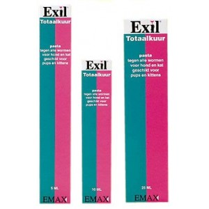 Exil No Worm Pasta