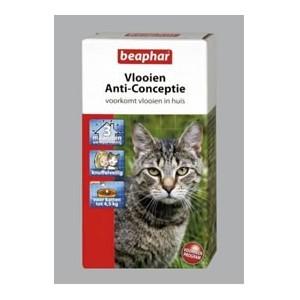 Beaphar Vlooien Anti Conceptie tot 4,5 kg kat per verpakking