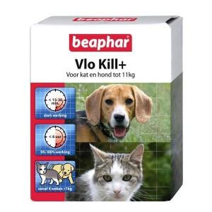 Beaphar Vlo Kill (kat en hond tot 11 kg) 6 Tabletten