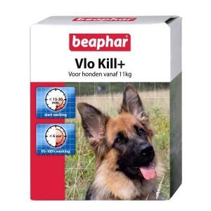 Beaphar Vlo Kill (hond vanaf 11 kg) 6 Tabletten