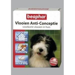 Beaphar Vlooien Anti Conceptie 6,8 20 kg Honden per verpakking