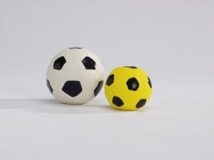 Piepbal Voetbal