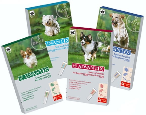 Advantix 40/200 voor honden