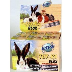 Toyka Knaagblok klein voor knaagdieren