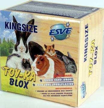 Toyka Knaagblok groot voor knaagdieren