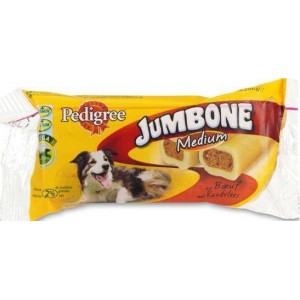 Pedigree Jumbone Medium Rund per verpakking