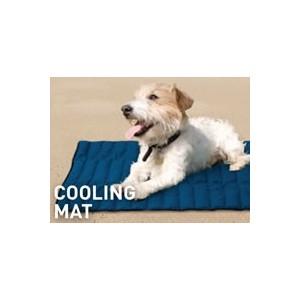 Bodycooler Pet Mat M voor de hond Blauw