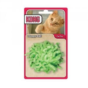 Kong Cat Moppy Ball kattenspeelgoed Per stuk