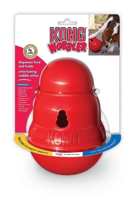 Kong Wobbler voor de hond