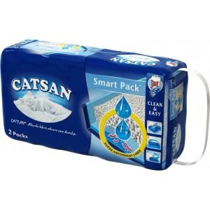 Catsan Smart Pack Kattengrit per verpakking