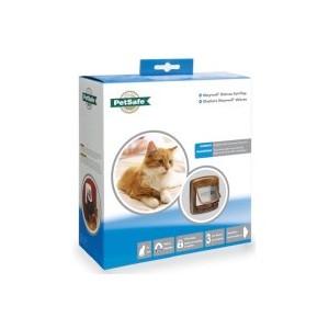 Staywell 420 magnetisch kattenluik Bruin
