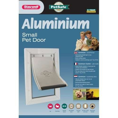 Staywell 600 Small Aluminium Pet Door