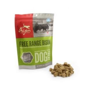 Orijen Free Range Bison Hondensnacks 100 gram