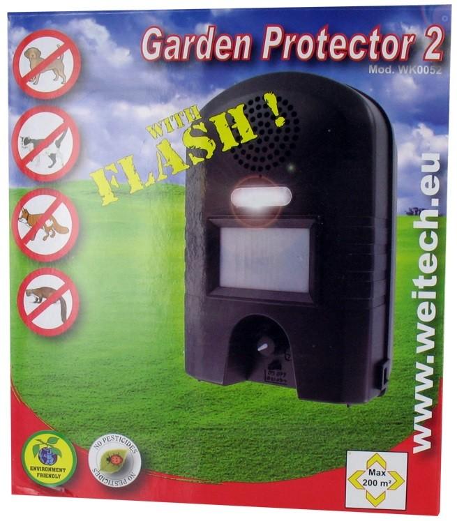 Weitech Garden Protector 2 tegen ongewenste dieren
