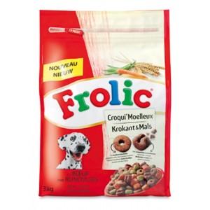 Frolic Krokant Mals met kip 3 kg