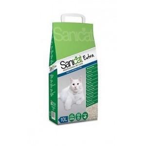 Sanicat Sanicat Extra Kattengrit 10 liter Kat Kattenbakvulling