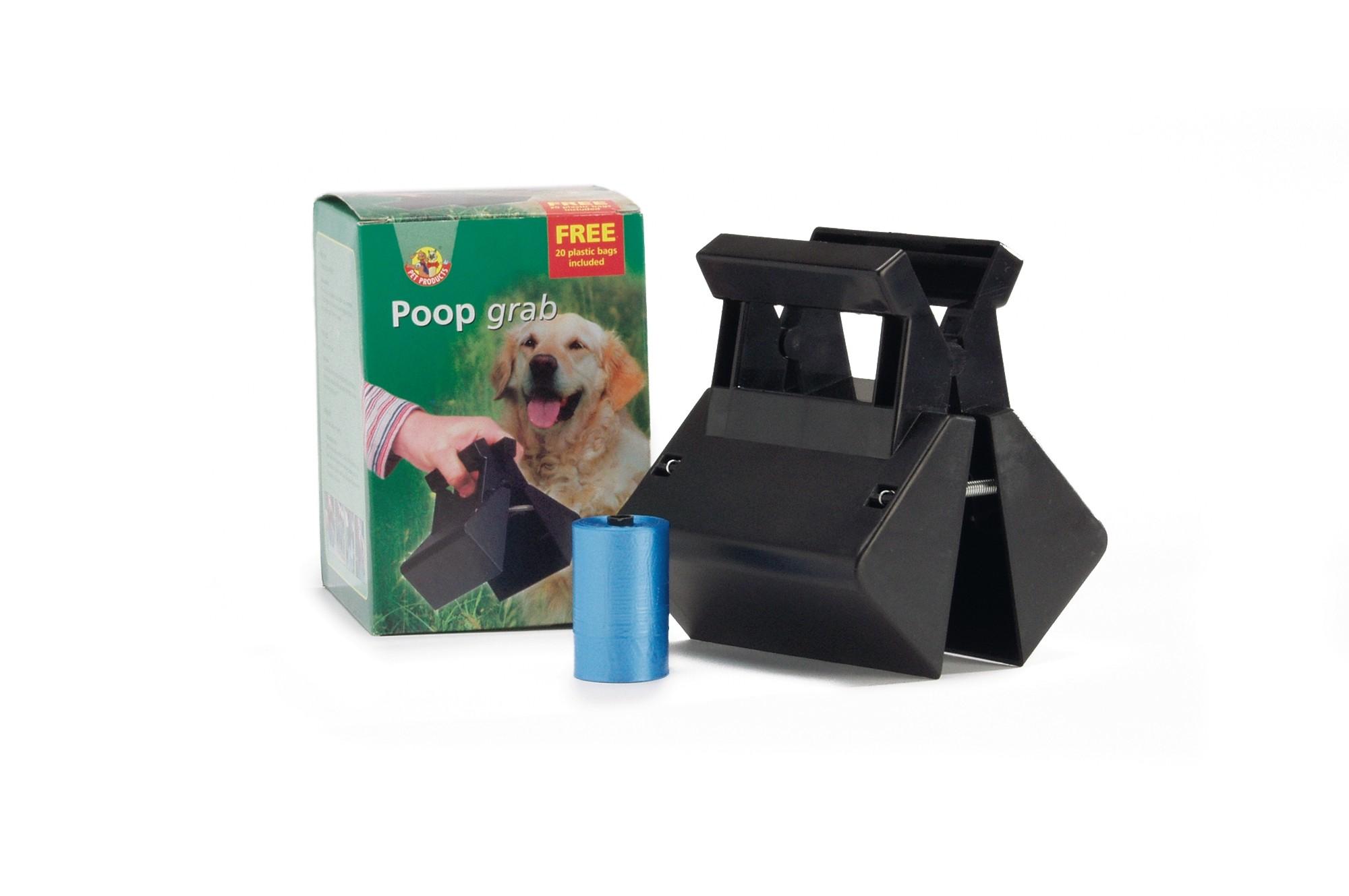 Beeztees Poepgrijper voor de hond OP is OP