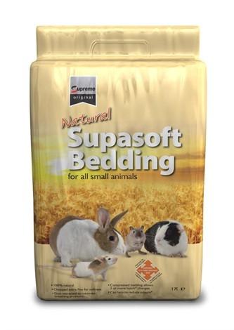 Supreme Supasoft Bedding Natural voor knaagdieren