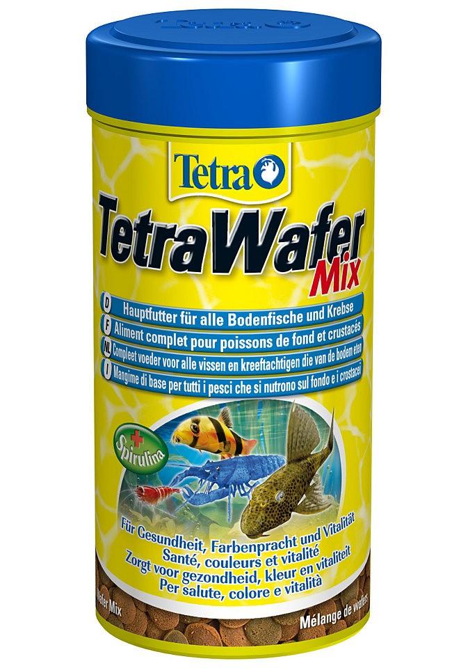Tetra Wafer Mix OP is OP