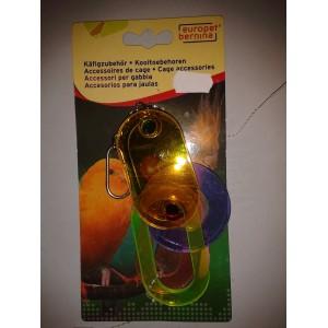 Europet Vogelspeeltje Gekleurd Plastic 101-217177 Per stuk