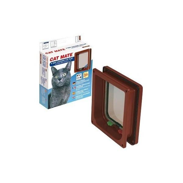 Cat Mate 4 way locking cat flap 235B