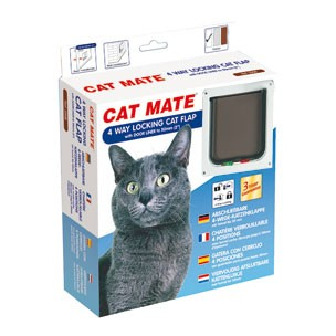 Cat Mate 4 way locking cat flap 235W
