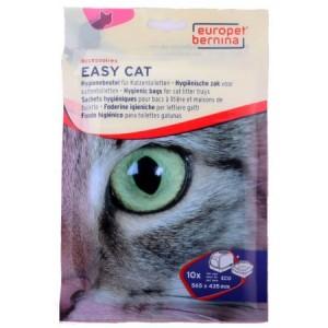 Europet Easy Cat Hygiënische kattenbakzakken  (565 x 435 mm)