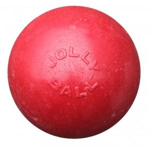 Jolly Ball Bounce-n-Play large (20 cm) voor honden Geel OP is OP