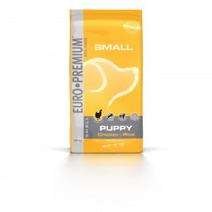 Euro Premium Junior Puppy Small hondenvoer 12 kg