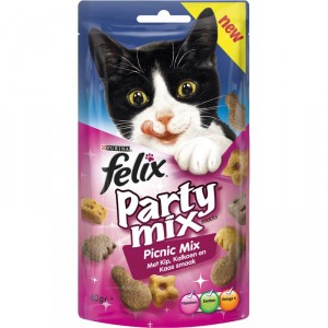 Felix Party Mix Picnic kattensnoep