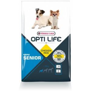 Opti Life Senior Mini hondenvoer