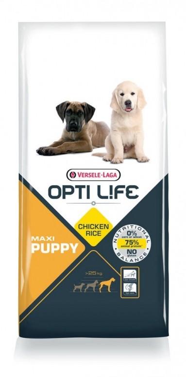 Opti Life Puppy Maxi hondenvoer