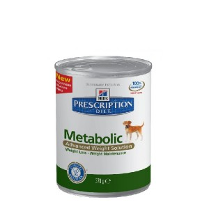 Hill's Prescription Diet Metabolic Blikken hond