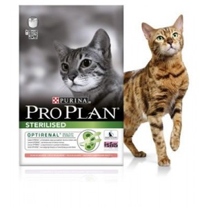 Pro Plan Adult Sterilised (Aftercare) kattenvoer 10 kg