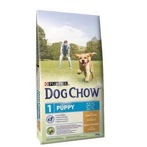 Dog Chow Puppy Kip Hondenvoer