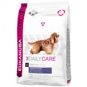 Eukanuba Dog sensitive skin Hondenvoer 12 kg