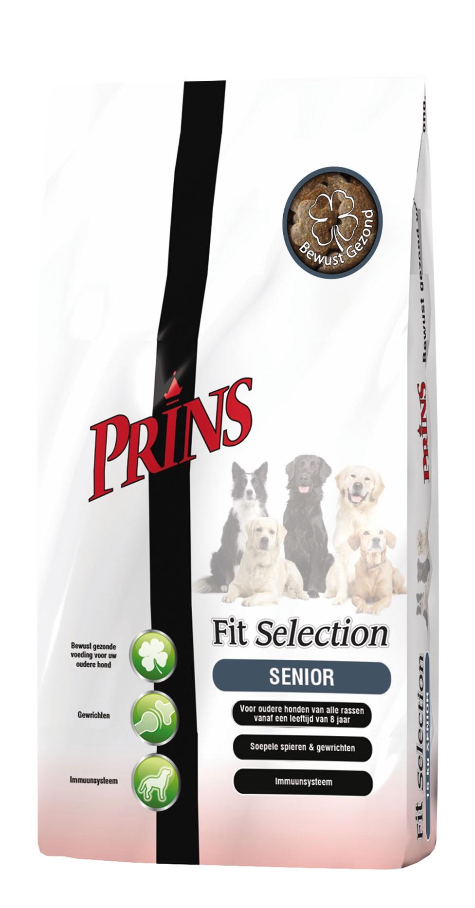 Prins Fit Selection Senior hondenvoer