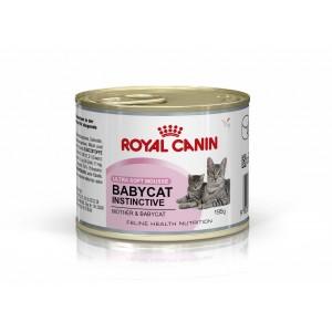 Royal Canin Babycat Instinctive Mousse kattenvoer