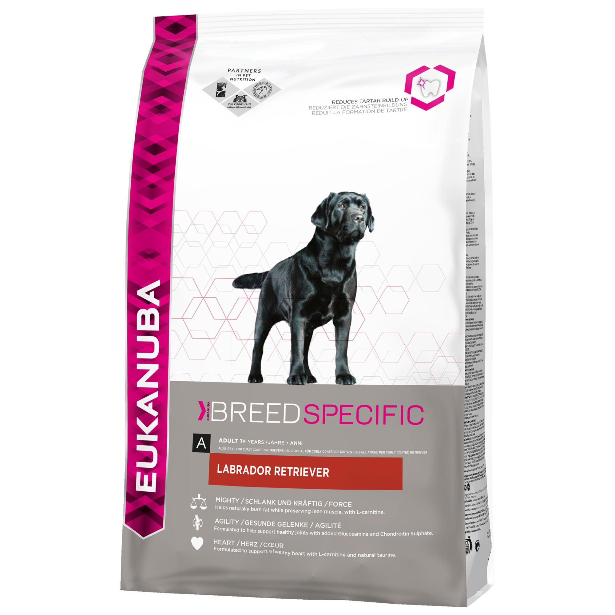 Eukanuba Labrador Retriever hondenvoer