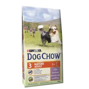 Dog Chow Mature Adult Lam hondenvoer