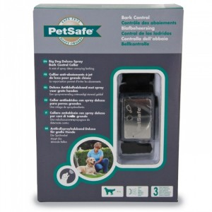 Petsafe Big Dog Deluxe Spray Bark Collar Per verpakking