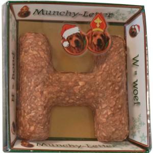Munchy Letter voor de Hond Per stuk