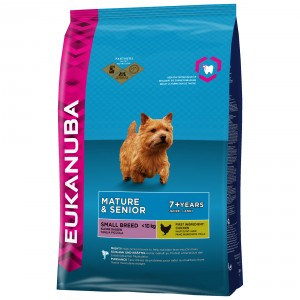 Eukanuba Mature & Senior Smallbreed Hondenvoer 3 kg