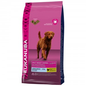 Eukanuba Adult Weight Control Large Breed hondenvoer