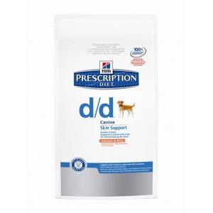 Hill's Prescription Diet D/D Zalm & Rijst hondenvoer